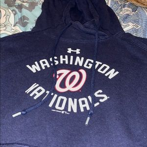 Washington Nationals Women's Hoodie